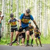 Роллерный триатлон RollerSkiTriathlon - 10.07.21
