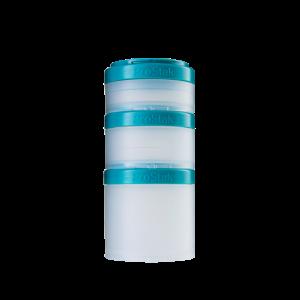 BlenderBottle ProStak Expansion Pak, 3+1 Контейнеры для еды и добавок + таблетница