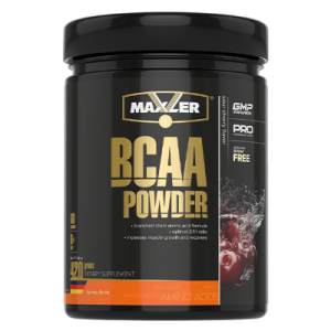 Maxler BCAA Powder - 420 грамм