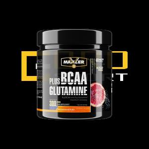 Maxler BCAA + Glutamine - 300 грамм