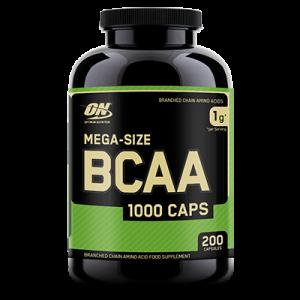 Optimum BCAA 1000 - 200 капсул