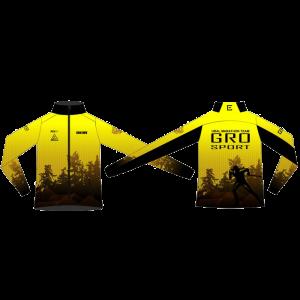 Куртка разминочная GroSport