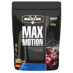 Изотоник Maxler Max Motion - 1000 грамм