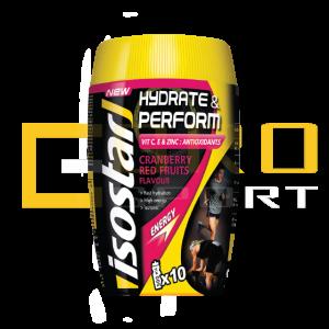 Спортивный напиток Isostar HYDRATE & PERFORM