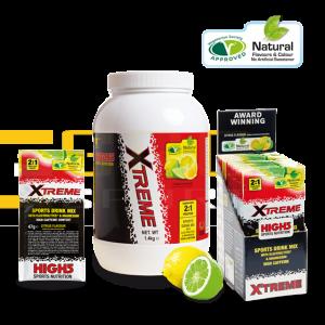 Спортивный напиток High5 Energy Source X'treme