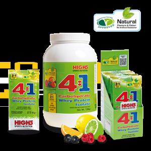 Спортивный Напиток High5 Energy Source 4:1