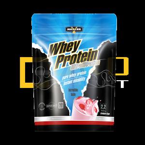 Maxler 100% Whey Protein Ultrafiltration - 1000 грамм