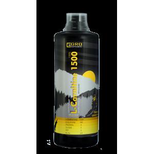 L-карнитин GroSport 1500 мг с β-Alanine - 1000 мл