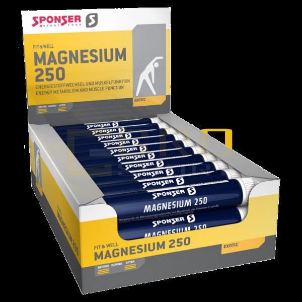 Магний Sponser Magnesium 250