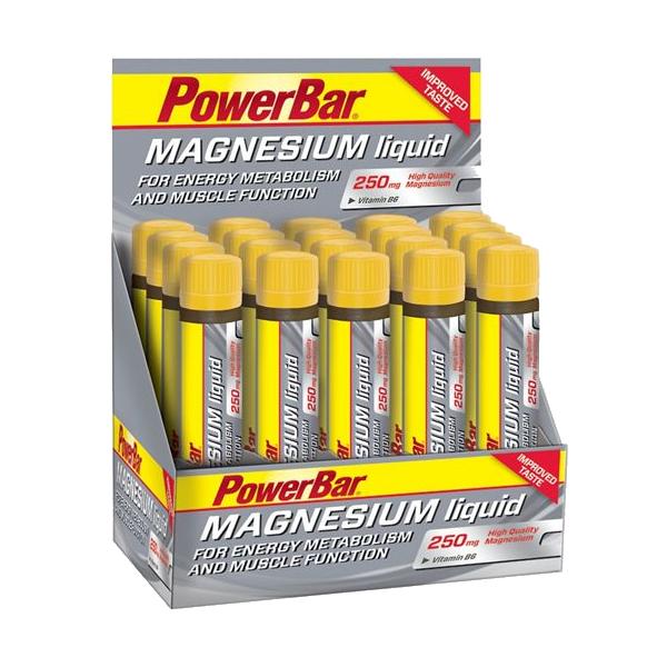 Магний PowerBar Magnesium 250