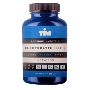 Солевые капсулы TIM Electrolyte Caps - 1 шт