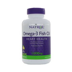 Рыбий жир Омега-3 Natrol - 150 таб