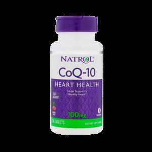 Коэнзим Q10 Natrol, 100 мг